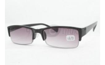 Солнцезащитные очки с диоптриями Восток 0056 (Т) черные