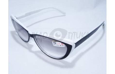 Солнцезащитные очки с диоптриями Восток 6633 белые/705021 by ВОСТОК