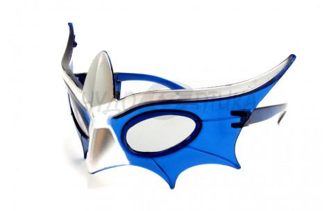 """Карнавал. Очки-маска """"Рыцарь"""", синие"""