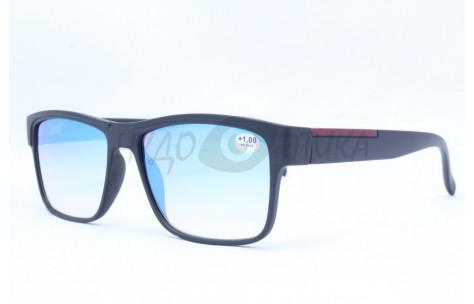 Очки для водителей (антифары) Fabia Monti 0213  с диоптриями (зеркальные)/102045 by Fabia Monti