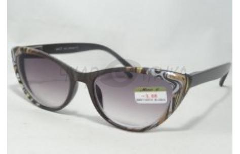 Солнцезащитные очки с диоптриями МОСТ 2078 (Т) коричн./705022 by Неизвестен