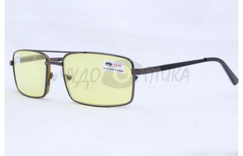 Очки для водителей (антифары) Fedrov 105 с диоптриями /102038 by FEDROV