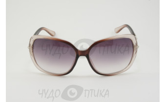 Солнцезащитные очки Boshi 9566 c63 в светло-коричневой оправе, женские