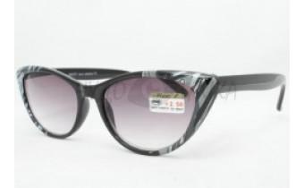 Солнцезащитные очки с диоптриями МОСТ 2078 (Т) серые ж