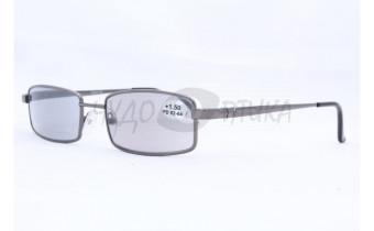 Очки для зрения вдаль Salyra 001 /8001 серые (стекло) фотохромные