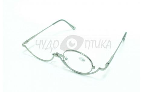 Очки для макияжа со сменными линзами в наборе, серые/105010 by No name
