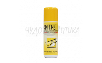 Спрей-антистатик для очистки очков Optinett, 35 ml