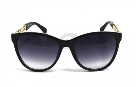 Солнцезащитные очки в черной оправе Aras 1788 c1, женские/700007 by Aras