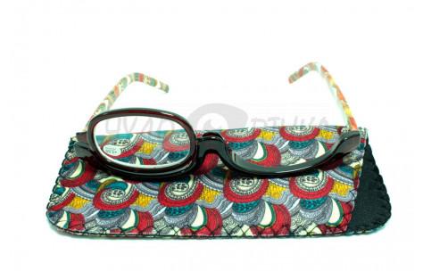 Очки для макияжа с диоптриями Fabia Monti FM129 C76 /105011 by Fabia Monti