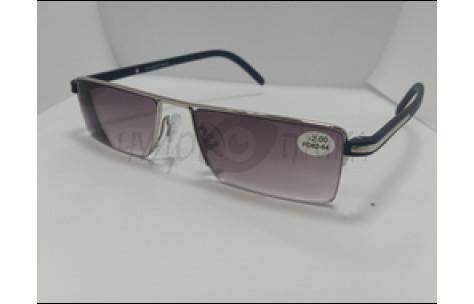 Солнцезащитные очки с диоптриями EAE 8144 (Т) черные м/705075 by EAE