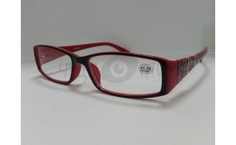 Очки для зрения Camilla 3911 черно-красные (58-60) ж.