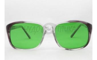 Глаукомные очки Vizzini V0005 А-46 (пластик)