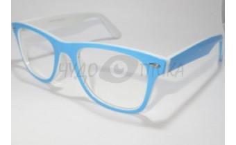 Дисплейные очки для компьютера Loris 5306A (C-5) голубые ж.