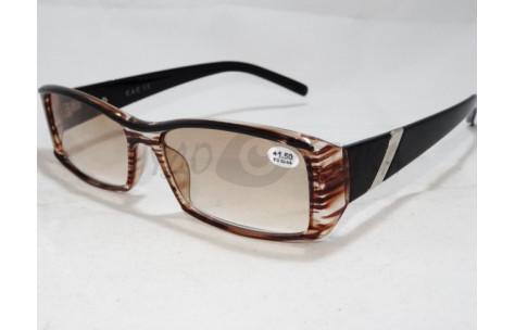 Солнцезащитные очки с диоптриями EAE B033 коричневые/705013 by Неизвестен