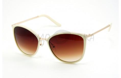 Солнцезащитные очки OLO P6701 c3 в белой оправе/700021 by OLO