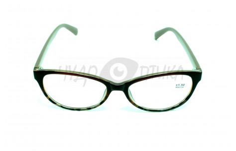 Очки для зрения Ralph RA0466 C3 в коричневой оправе