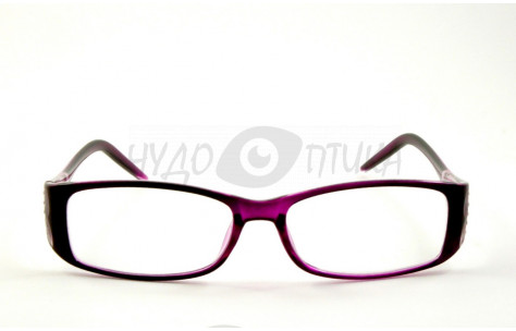 Очки для зрения EAE 2016 С6 в фиолетовой оправе