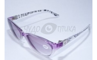Солнцезащитные очки с диоптриями Сибирь1509(T) С-3 роз.