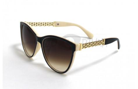 Солнцезащитные очки в коричневой оправе Aras 1788 c4, женские/700008 by Aras