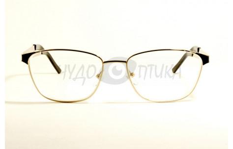 Очки для зрения вдаль Glodiatr G0852 C1 в золотистой оправе