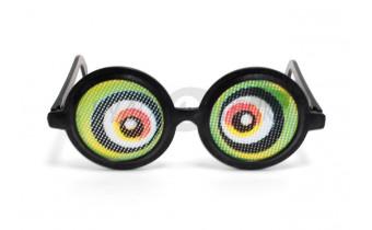 """Карнавал. Очки-глаза """"Большие глазки"""""""