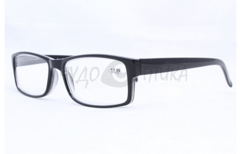 Очки для зрения EAE 801 в черной оправе (р.ц.58-60)/100283_Д by EAE
