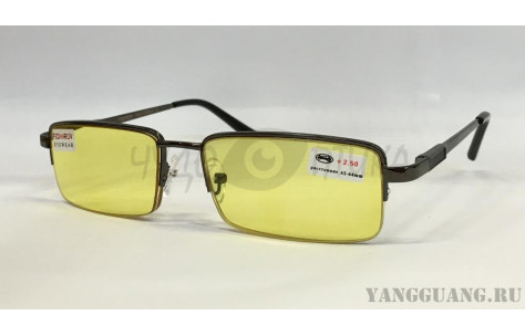 Очки для водителей (антифары) Fedrov 088 с диоптриями для дали/102017_Д by Glodiatr