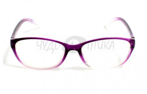 Очки для зрения вдаль Oscar 907 C7 в фиолетовой оправе