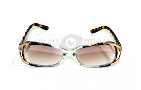 Очки для зрения вдаль Baoshiya 1184 C49 с розовым фильтром