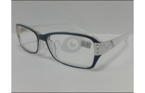 Очки для зрения МОСТ 2031 черно-белые/100318 by МОСТ