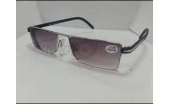 Солнцезащитные очки с диоптриями EAE 8144 (Т) черные м