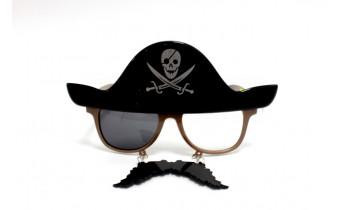 """Карнавал. Очки-маска """"Пират"""""""