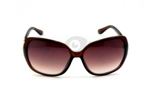 Солнцезащитные очки Boshi 9566 c2 в коричневой оправе, женские