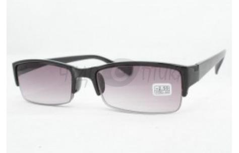 Солнцезащитные очки с диоптриями Восток 0056 (Т) черные/705052 by КИТАЙ