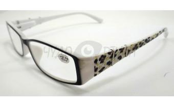 Очки для зрения Camilla 3911 черно-белые (58-60) ж.