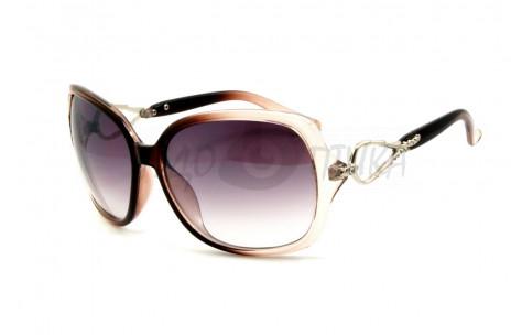 Солнцезащитные очки Boshi 9566 c63 в светло-коричневой оправе, женские/700016 by Boshi