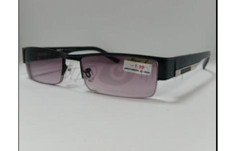 Солнцезащитные очки с диоптриями МОСТ 005 (Т) черные м/705069 by Неизвестен