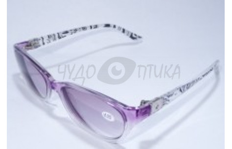 Солнцезащитные очки с диоптриями Сибирь1509(T) С-3 роз./705043 by Неизвестен