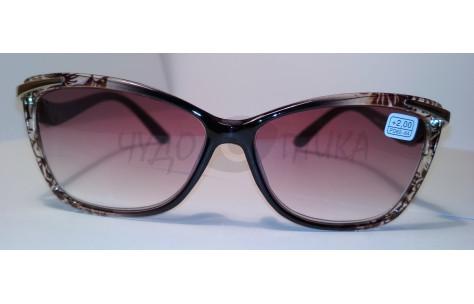 Солнцезащитные очки с диоптриями НК 6631 /705071 by HK