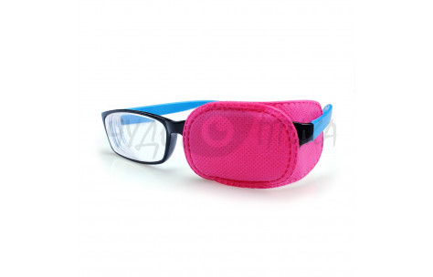 Тканевый окклюдер на детские очки PSNHLT (2 шт.)
